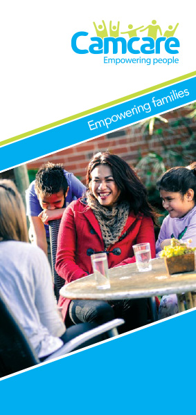 Camcare - Empowering Families Brochure
