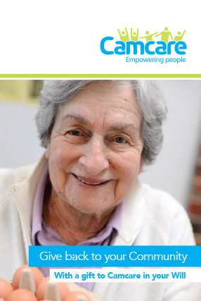 Camcare - Bequest Brochure