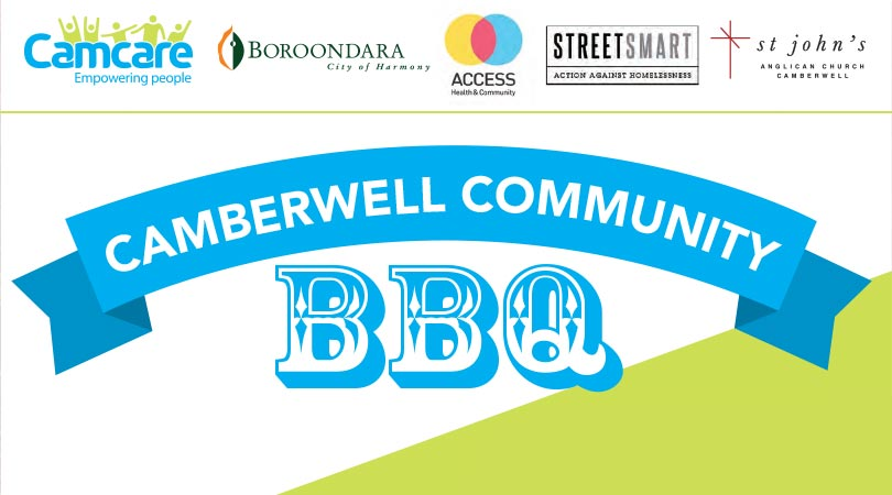 Camcare - Community BBQ