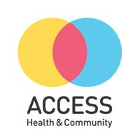 Access Health & Community logo (was Inner East Community Health)